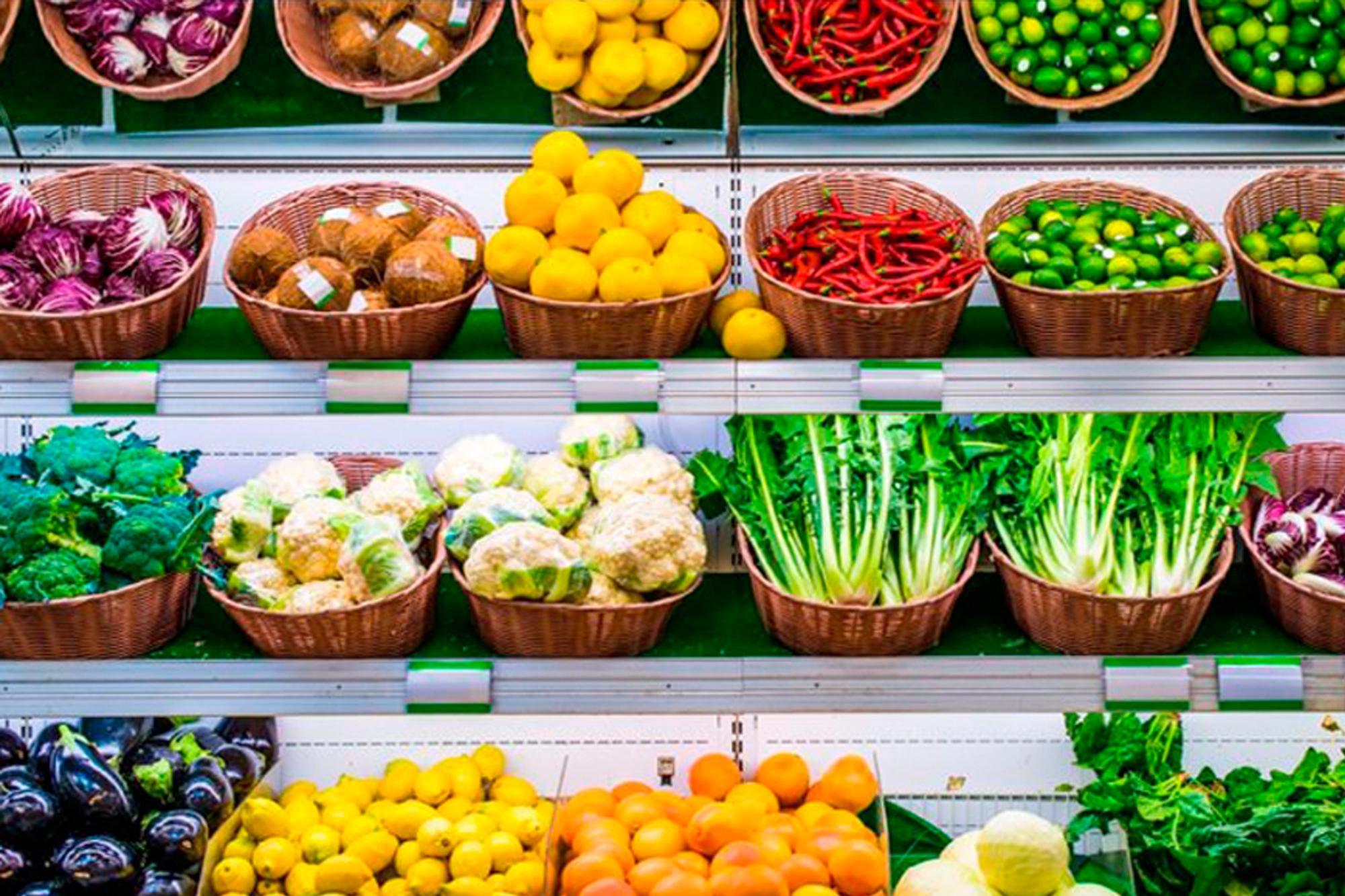 Bestrijdingsmiddelen op groente en fruit