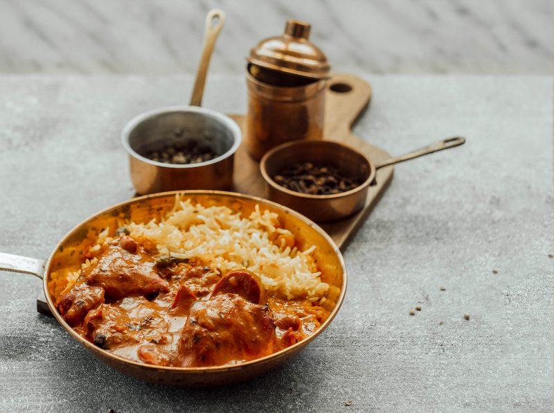 gezonde curry madras