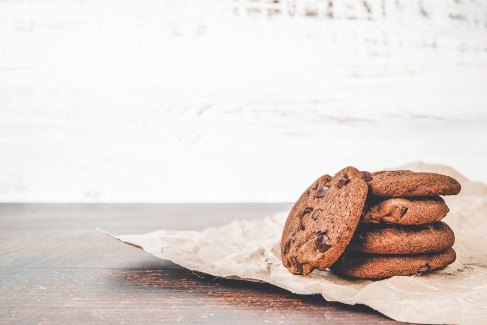 Chocolade koekje gezond