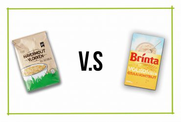 Wat is gezonder Havermout of Brinta