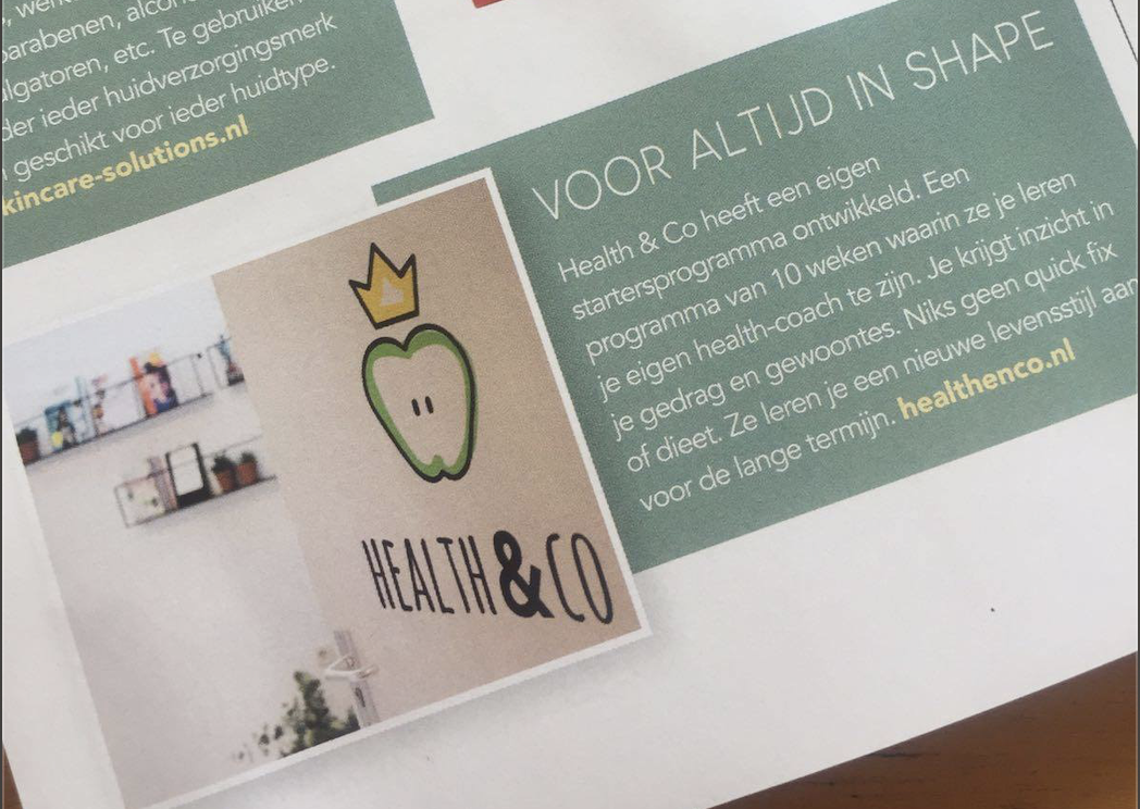 Health & Co in de Beau Monde