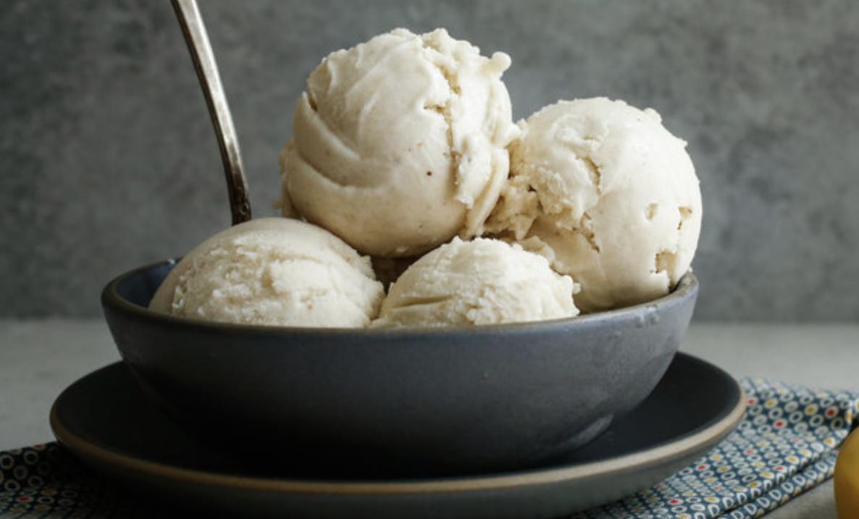 Zelf gezond ijs maken
